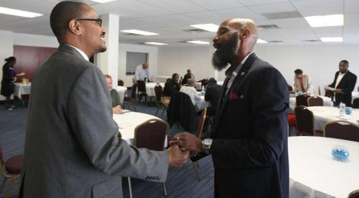 black business men