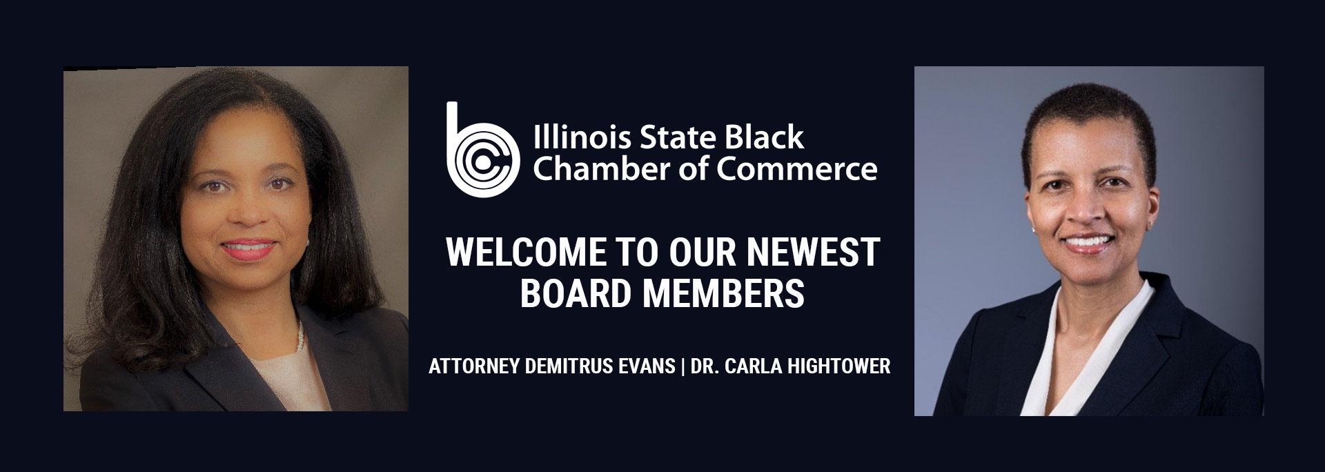ILBCC board members