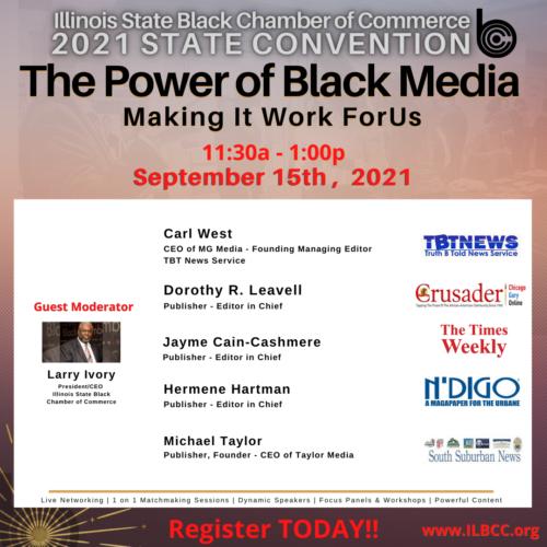 Power of Black Media
